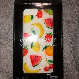 Wildflower Fruit Phone Case